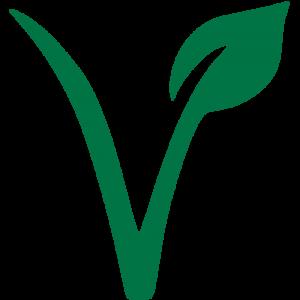 Vegan symbol